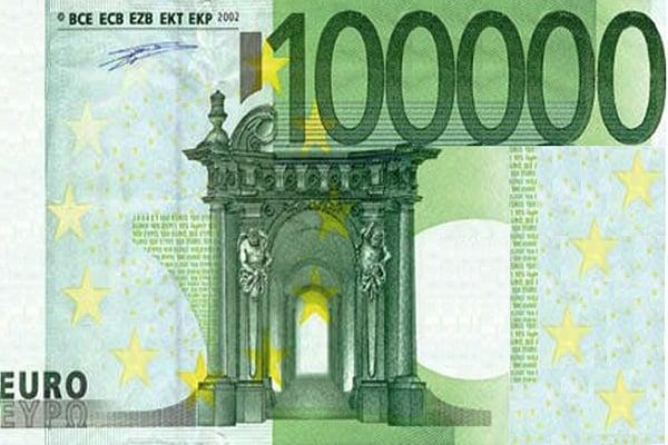 europa krijgt nieuwe biljetten van euro nieuwspaal. Black Bedroom Furniture Sets. Home Design Ideas