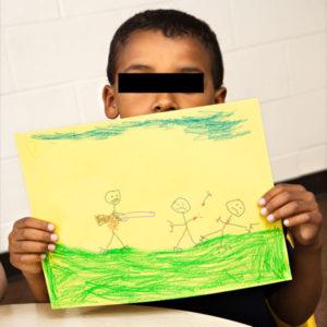 Dylano-opgepakt-met-verdachte-tekening