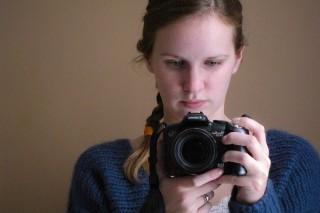 Melissa-Bakker-toont-selfie-zonder-makeup
