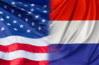 amerikaanse-vlag-nederlandse-vlag