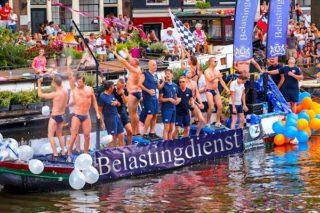 belastingdienst-canal-parade-gay-pride-amsterdam
