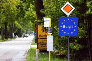 belgie-bord