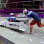 Russische bobsleeër betrapt op alcoholgebruik