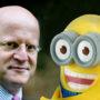 Minister Grapperhaus lijkt niet op Minion