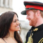 Britse, werkloze man trouwt prinses