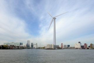 hoge-windmolen-Rotterdam