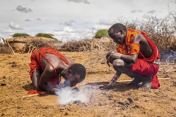 Steeds meer Afrikaanse kannibalen eten vegetariër