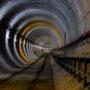 Verlaten tunnels onder Amsterdam ontdekt