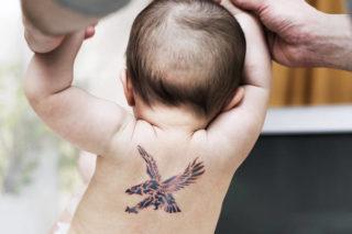 Moreno 1 Heeft Zijn Eerste Tattoo Nieuwspaal