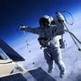 Astronaute maakt langste Nordic spacewalk ooit