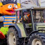 Boerenprotest steeds feestelijker