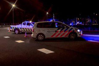politie-ongeluk-verkeer