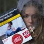 Spoilers moeten van sigarettenpakjes