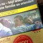 """""""Zieke man"""" op sigarettenpakjes blijkt fotomodel"""