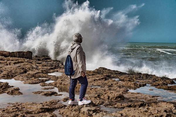 Storm Dennis teistert Nederland