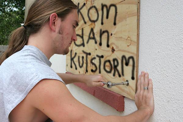 Nederland goed voorbereid op storm Ellen