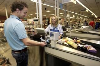 supermarktkassa
