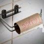 Lege toiletrol mogelijk strafbaar