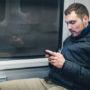 Campagne tegen appen in de trein vandaag van start