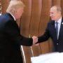 Nieuw bewijs: Trump schudde hand van Poetin