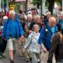 Bejaarde Vierdaagse-deelnemers schandalig behandeld