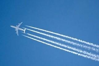 vliegtuigsproei