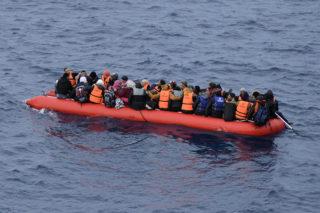 vluchtelingen-boot