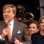 Acteurs Lucky TV bezoeken Tilburg